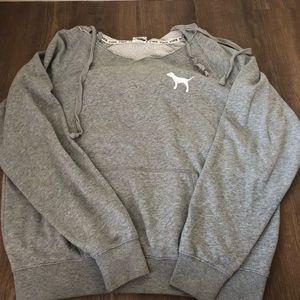 Sweaters - VS PINK HOODIE